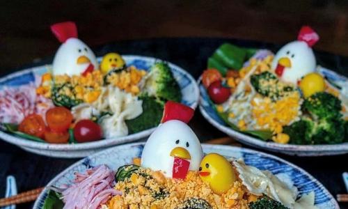 娃不爱吃饭,这个妈妈用鸡蛋做出了180种花样